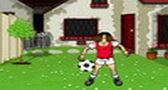لعبة المجنون والكرة