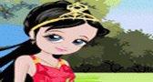 تلبيس أميرة الورود