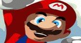 العاب ماريو الطائر جديدة Flying Mario Game