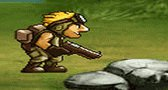 العاب أكشن Metal Slug Game