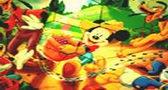 العاب فلاش صور بازل حديقة ميكي ماوس Mickey mous