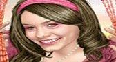 العاب بنات مكياج 2010 Vanessa Hudgens Makeover Game