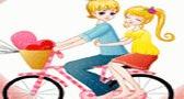 الخطيبين على الدراجة