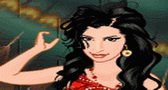 العاب بنات لعبة تلبيس Amy Winehouse Dress up