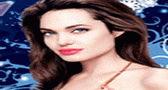 لعبة مكياج انجلينا جولي حقيقيه للبنات
