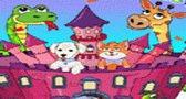 العاب اطفال لعبة حديقة الحيوانات