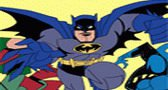 العاب تلوين باتمان