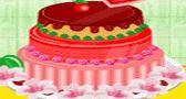 العاب طبخ كيكة الميلاد