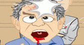 العاب طريفة لعبة ضرب بوش الجديدة حصرية
