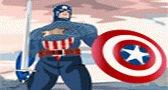 كابتن امريكا