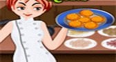 طبخ فطيرة باللحمة