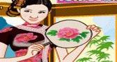 العاب باربي الصينية تلبيس باربي جديدة