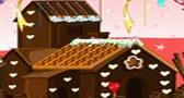 ديكور منزل بالشوكولاتة