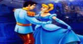 العاب تلوين سندريلا و الأمير