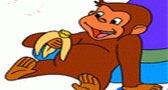تلوين القرد