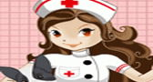 لعبة الممرضة الأنيقة