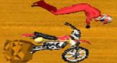 لعبة الدراجة الصحراوية