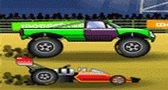العاب فلاش سيارات جديدة Drag Race demon game