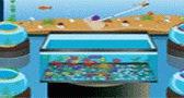 حوض السمك مسلية
