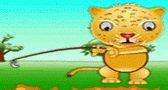العاب اطفال فلاش جديدة لعبة القط الصياد