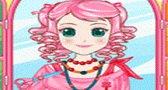 العاب بنات قص شعر جديدة 2011