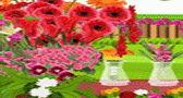 ديكور محل الازهار