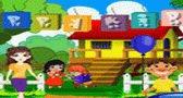 العاب اطفال لعبة حديقة الاطفال المسلية جديده