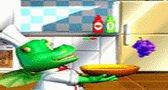 لعبة المطبخ السعيد