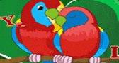 العاب الحب بين العصافير Hearty Love Game