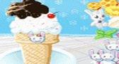 العاب طبخ مصنع المثلجات