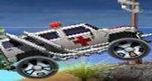 العاب سيارات جديدة لعبة الهمر الاسعاف المجنون للكبار فقط