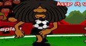لعبة محترفين كرة القدم