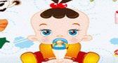 العاب اطفال لعبة تلبيس الرضيع الصغير جديدة
