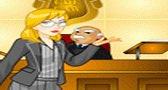 لعبة تلبيس المحامية
