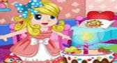 تلبيس الأميرة الصغيرة