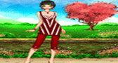 لعبة تلبيس شجرة الحب للبنات