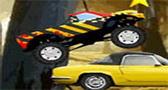 لعبة السيارة المتوحشة