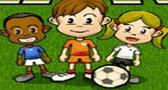 لعبة ضربات الجزاء كرة قدم