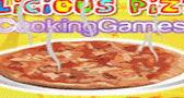 لعبة طبخ البيتزا الجديدة