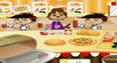 لعبة طبخ البيتزا للبنات جديدة