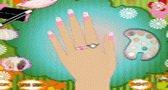 مكياج يد البنات