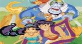 علاء الدين و جني ديزني للاطفال