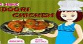 طبخ دجاج تندوري
