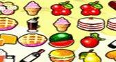 العاب طبخ ذاكرة الطعام