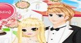 العاب البنات لعبة العروسة و العريس لعبة مسلية للبنات