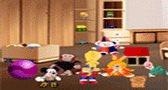 غرفة العاب الاطفال