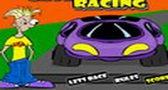 سباق السيارات الجولة النهائية