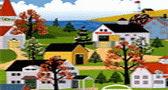 ديكور القرية