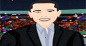 تهنئة أوباما