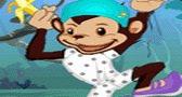 العاب بنات تلبيس القرد
